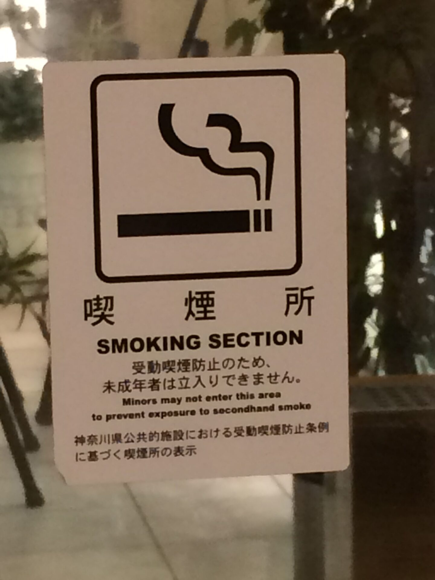 Smoking tips and manners